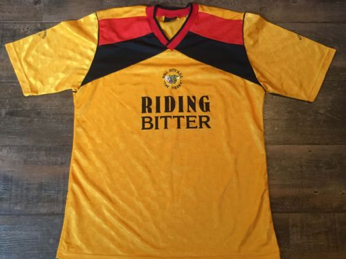1988 1989 Hull City Home Football Shirt Adults Large